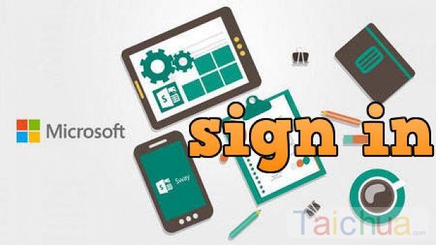 Hướng dẫn đăng nhập Microsoft Sway tạo bài thuyết trình