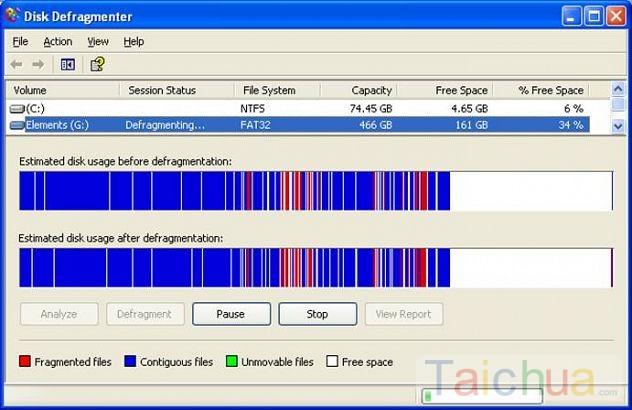 3 ứng dụng chống phân mảnh ổ cứng tốt nhất hiện nay