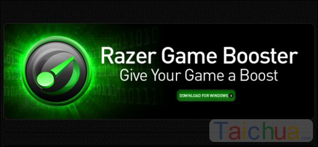 Hướng dẫn tăng tốc chơi game bằng công cụ Game Booster