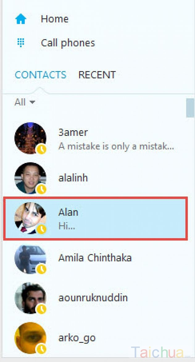 Hướng dẫn cách gọi video trên máy tính bằng Skype