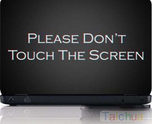 Hướng dẫn tắt hoặc mở màn hình cảm ứng laptop Windows 8/8.1