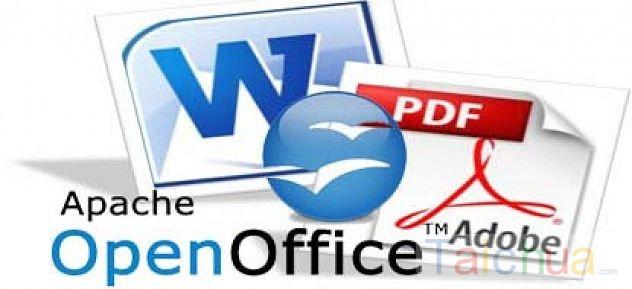 Hướng dẫn lưu file Word sang PDF trong OpenOffice