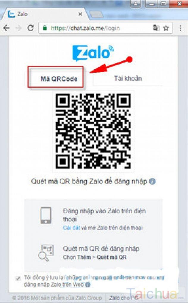 Cách sử dụng Zalo web đơn giản, nhanh chóng