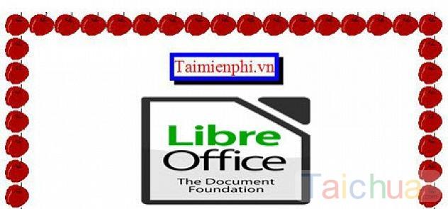 Hướng dẫn cách tạo đường viền trong LibreOffice