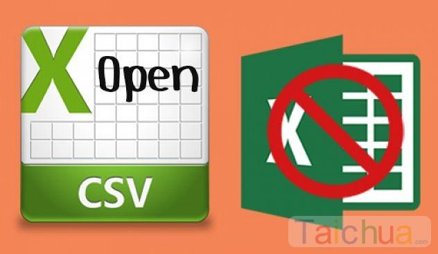 Hướng dẫn cách mở file CSV khi không cài đặt Microsoft Excel