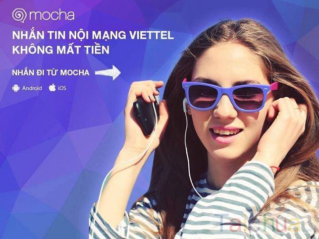 Hướng dẫn sử dụng Mocha trên máy tính để nhắn tin miễn phí mạng Viettel