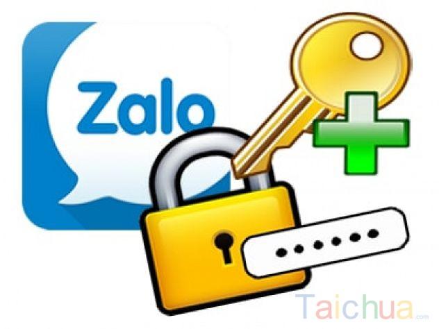 Đặt mật khẩu Zalo cho iPhone, iPad như thế nào?