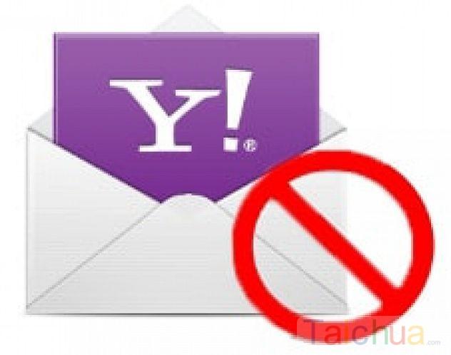 Chặn Email bất kỳ trong Yahoo! Mail như thế nào?