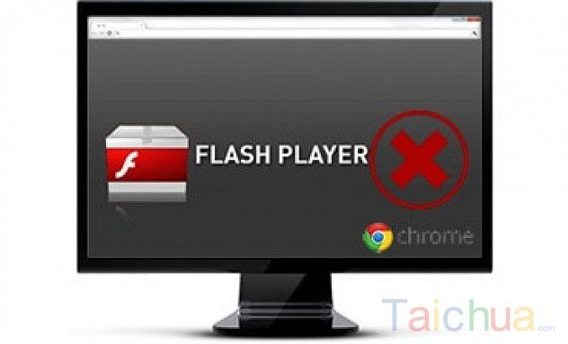 Hướng dẫn sửa lỗi Flash Player dừng đột ngột trên Google Chrome và CocCoc