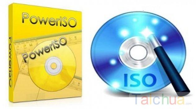 Hướng dẫn ghi đĩa nhạc, phim, bằng PowerISO như thế nào?
