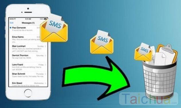 Làm thế nào để xóa tin nhắn tự động trên iPhone?