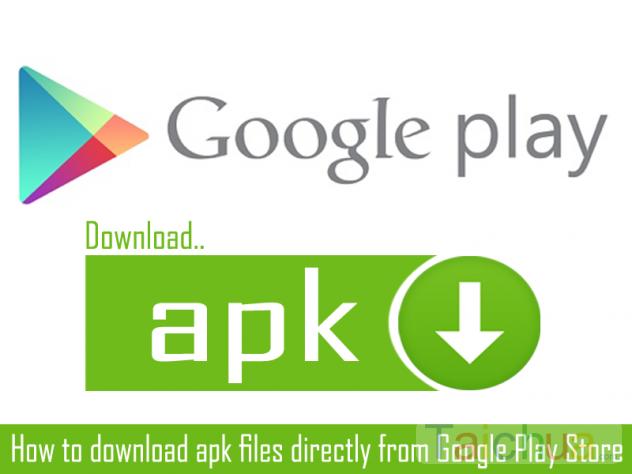 Cách tải file APK từ Google Play Store