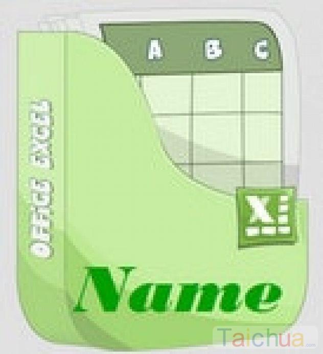 Sử dụng Name để đặt tên cho 1 ô, 1 mảng dữ liệu,... trong Excel như thế nào?