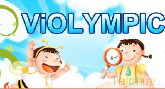 Hướng dẫn cách thi Violympic Toán Tiếng Anh tốt và đạt điểm cao