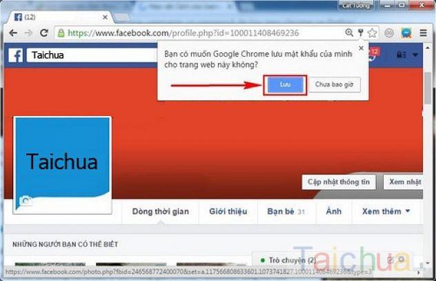 Cách xóa tài khoản Facebook trên trình duyệt web