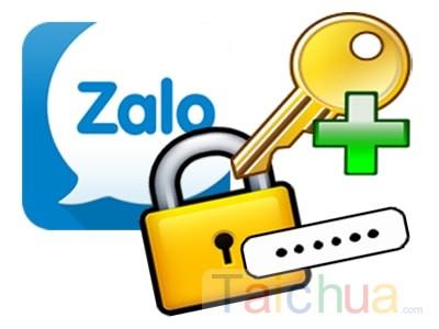 Hướng dẫn đổi mật khẩu Zalo trên điện thoại