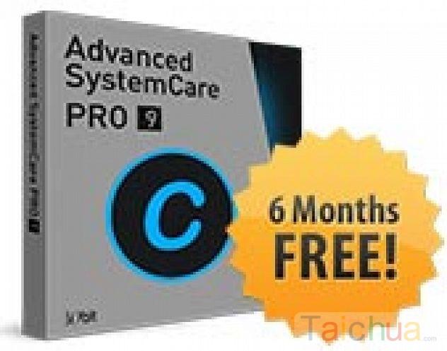 Đăng ký bản quyền Advanced SystemCare 10 PRO