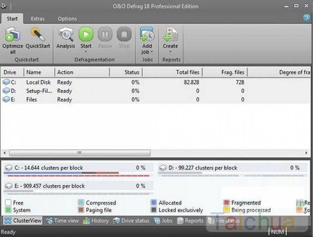 Hướng dẫn đăng ký bản quyền O&O Defrag 18 Pro