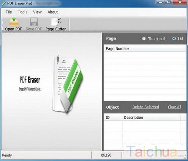 Hướng dẫn đăng ký bản quyền phần mềm PDF Eraser