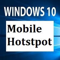 Cách sửa lỗi We Can't Set Up Mobile Hotspot trên Windows 10