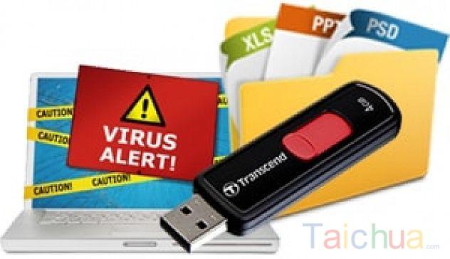 Cách khôi phục file ẩn trong USB hay thẻ nhớ do virus