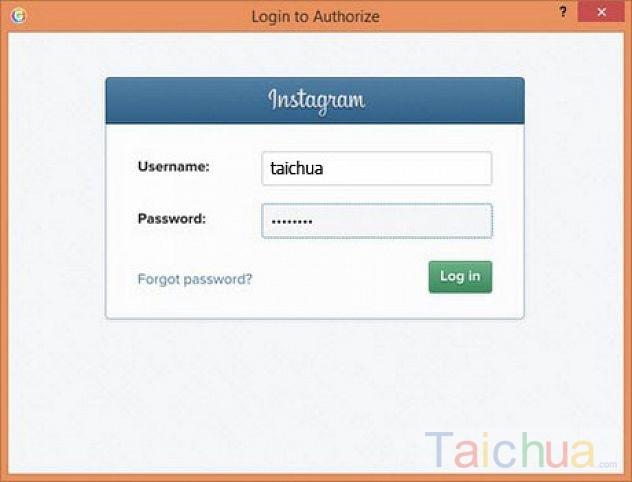 Sử dụng Instagram trên máy tính bằng Grids