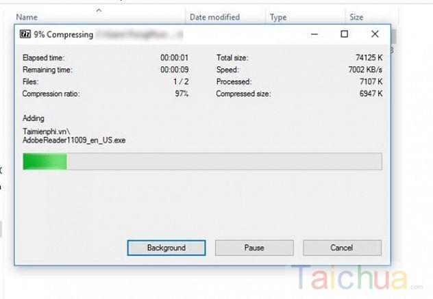 Hướng dẫn cách tải file dung lượng lớn lên SkyDrive, DropBox hoặc Email