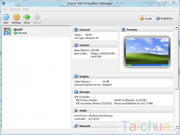 Cài đặt máy ảo bằng Vmware