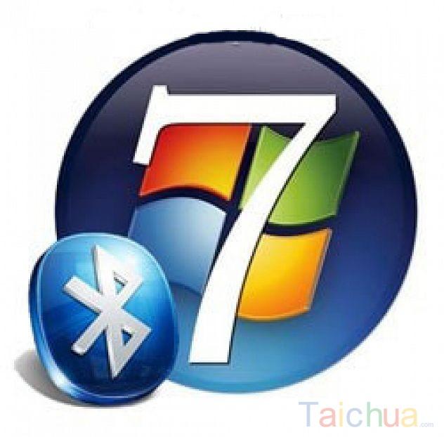 Bật bluetooth trên laptop win 7 đơn giản