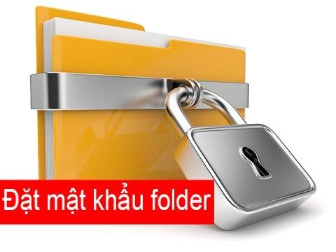 Cách khóa folder trên máy tính không cần phần mềm  đơn giản