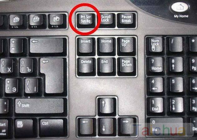 Hướng dẫn chụp màn hình laptop không cần sử dụng phần mềm