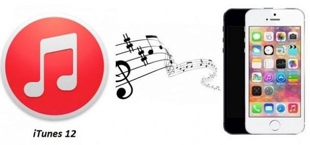 iTunes - Hướng dẫn chép nhạc từ máy tính sang iPhone