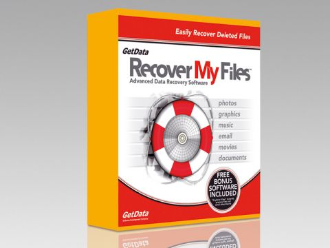 Khôi phục dữ liệu bằng Recover My Files