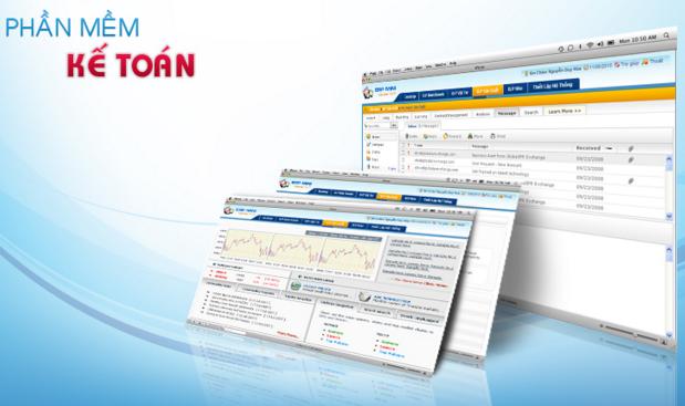 Top phần mềm kế toán được ưa chuộng nhất Việt Nam
