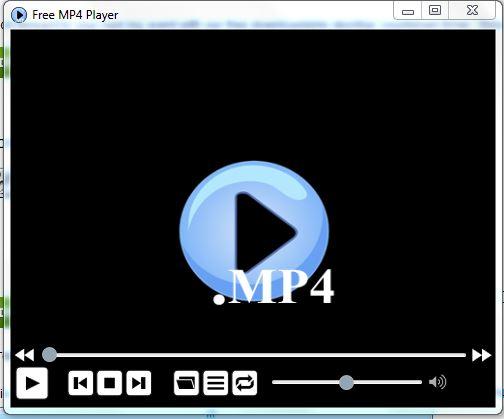 Cài đặt và sử dụng Free MP4 Player như thế nào?