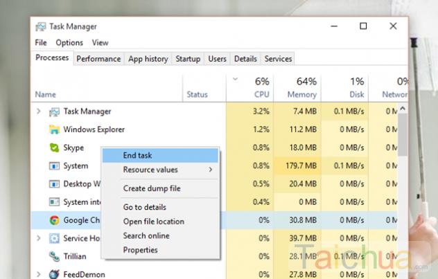 Tắt, chặn ứng dụng chạy ngầm trên Windows nhanh chóng