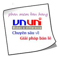 Phần mềm quản lý bán hàng chuyên nghiệp VNUNI