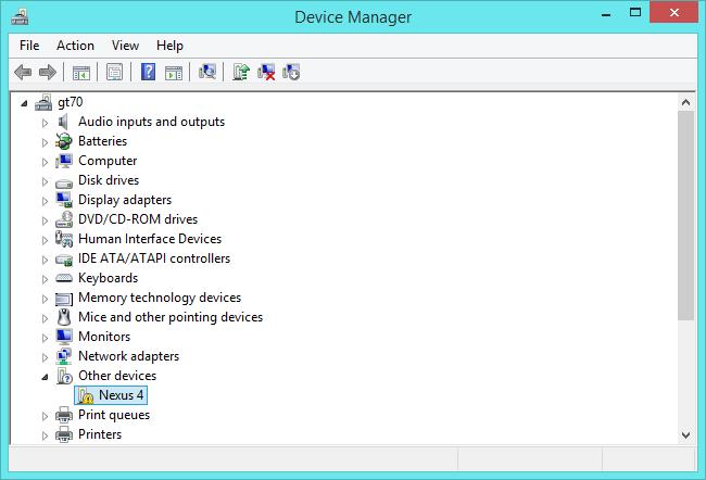 Unknown Devices- Sữa lỗi Unknown Devices trên máy tính