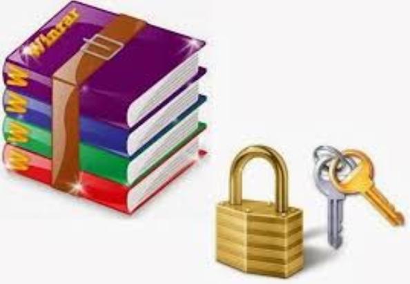 Cách phá pass winrar các file nén hiệu quả