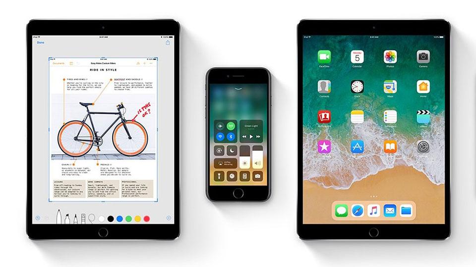 Cách cài iOS 11 Public Beta cho iPhone, iPad và iPod