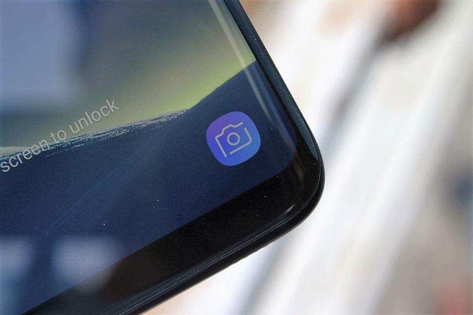 Cách đổi phím tắt ứng dụng màn hình khóa trên Galaxy S8/S8 Plus
