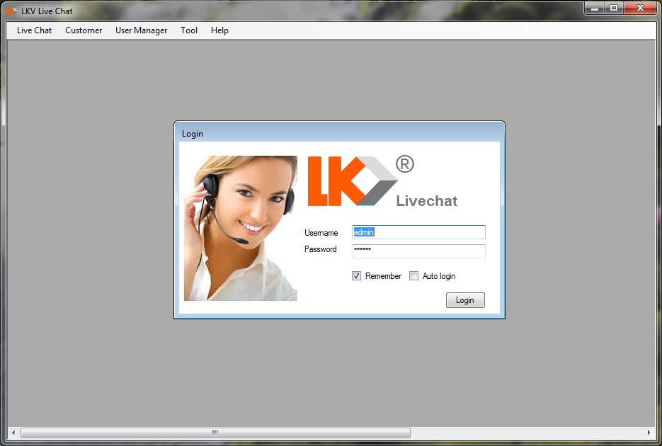 Hướng dẫn cài đặt phần mềm chat online trực tuyến LKV Live Chat