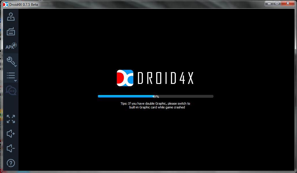 Hướng dẫn giả lập Android bằng Droid4x trên Windows