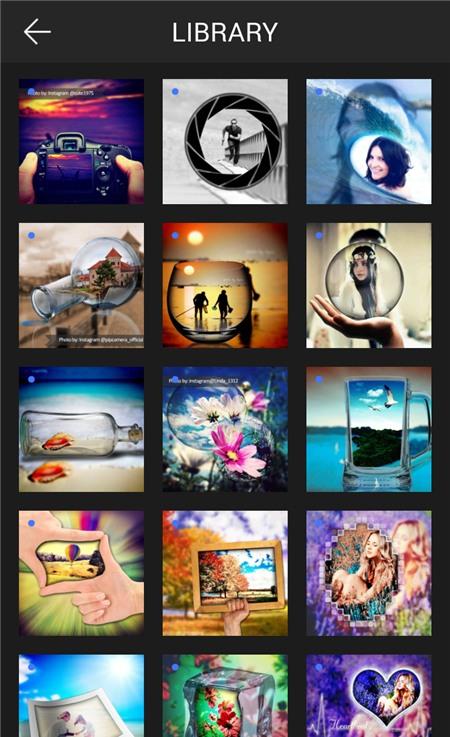 Hướng dẫn cách ghép ảnh nghệ thuật trên điện thoại Android