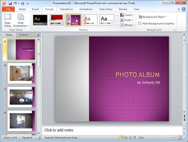 Cách làm Powerpoint Slideshow đẹp và chuyên nghiệp