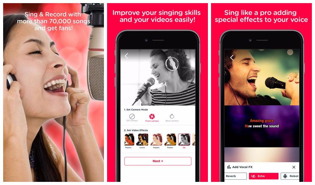 Top 4 phần mềm Karaoke trên điện thoại hot nhất hiện nay