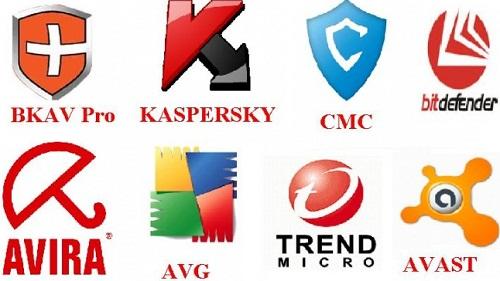 Top 15 phần mềm diệt virus tốt nhất cho máy tính